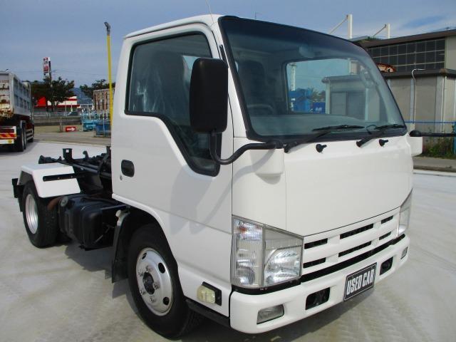 UDトラックス コンドル  アームロール ツインホイスト 積載2t ターボ車 メーカー新明和 ETC付