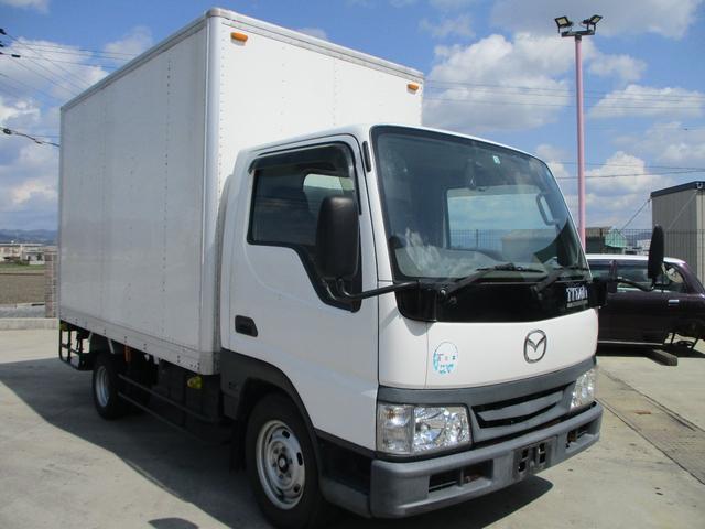 マツダ タイタンダッシュ  ドライバン 箱車 Rシャッター式 積載1.5t