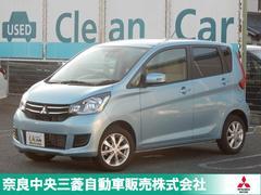eKワゴンGセーフティPKG 元試乗車 ワンオーナー 三菱認定UCAR