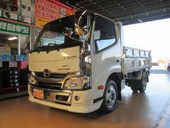 デュトロ4WDハイグレードPCS全低床強化2tエアロメッキコボレーン