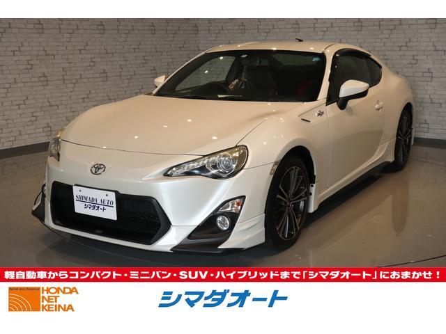 トヨタ GT 純正ナビ フルセグTV TRDエアロパーツ ETC