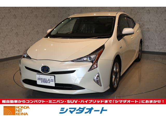 トヨタ Sツーリングセレクション トヨタセーフティーセンスP ETC
