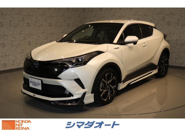 トヨタ G 社外メモリーナビ エアロパーツ装着車 衝突軽減ブレーキ