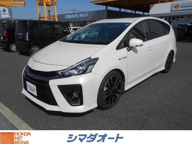 トヨタ Sツーリングセレクション・G's 純正ナビ フルセグ ETC