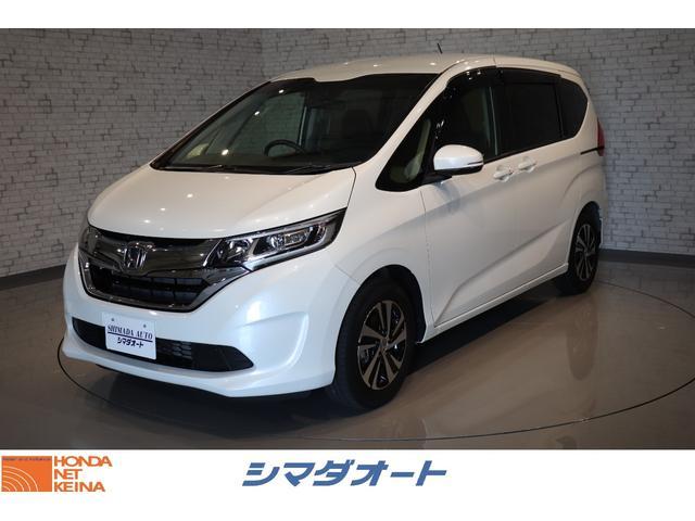 ホンダ G・ホンダセンシング 6人乗り 社外SDナビ フルセグTV
