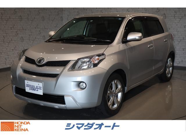 トヨタ イスト 150G HIDセレクション 純正SDナビ ワンセグTV