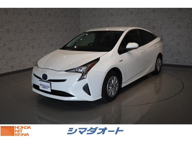 トヨタ S 衝突被害軽減ブレーキ 元レンタカー 純正SDナビ CD