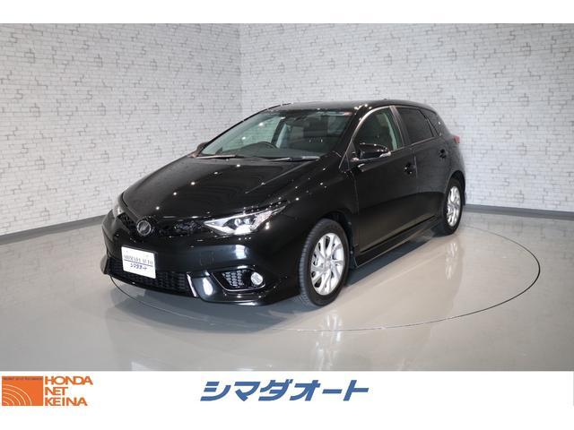 「トヨタ」「オーリス」「コンパクトカー」「奈良県」の中古車