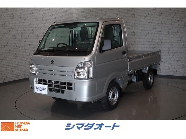 スズキ キャリイトラック KCエアコン・パワステ セーフティサポート装着車 ラジオ 5MT