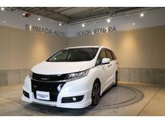 オデッセイアブソルート・EX 無限エアロパーツ付 7人乗り ETC