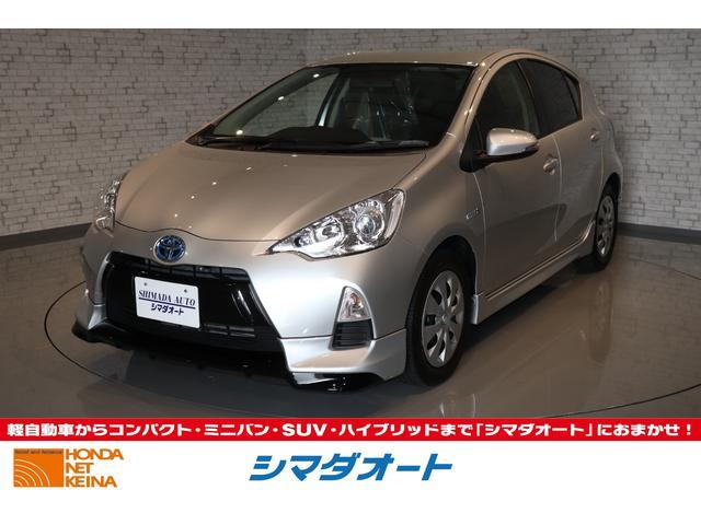 トヨタ S スマートエントリーパッケージ 純正SDナビ フルセグTV