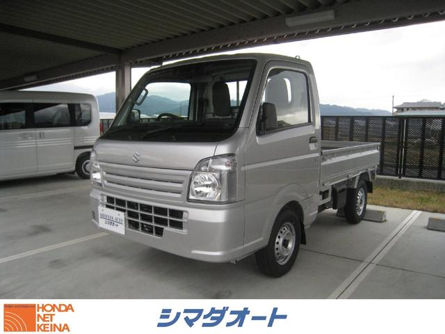 スズキ KCエアコン・パワステ セーフティS 4WD