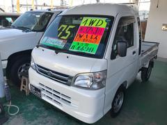 ハイゼットトラックジャンボT 4WD PW CD キーレス 集中ロック