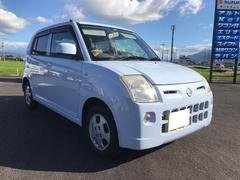 ピノS 軽自動車 AT 保証付 エアコン アルミ 4人乗り CD