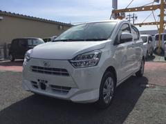 ミライースX SAIII 衝突軽減ブレーキ 純正CDオーディオ
