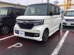 N BOXカスタムG・Lホンダセンシング LEDヘッドライト フォグ