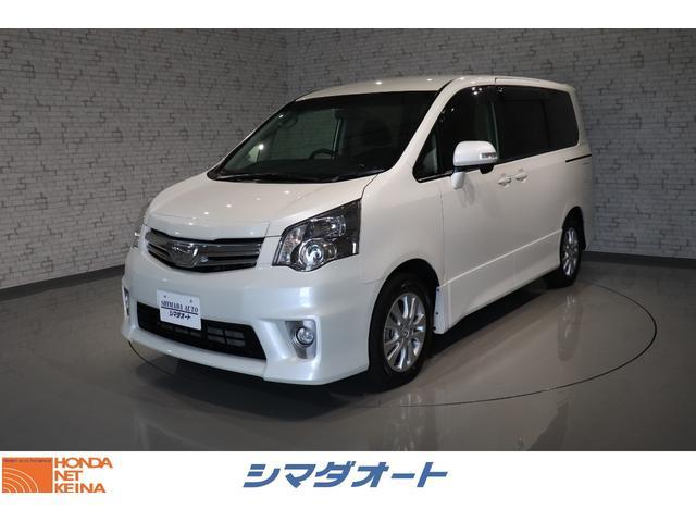 トヨタ Si 社外HDDナビ 7人乗 フルセグTV MTモード付