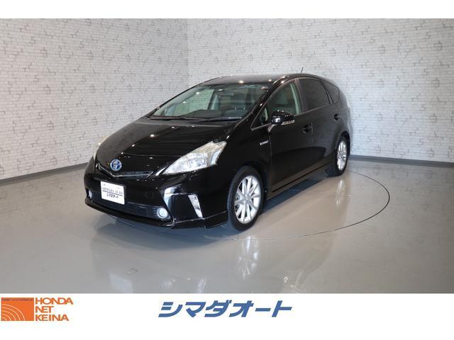 トヨタ Sツーリングセレクション 純正HDDナビ フルセグTV バックモニター