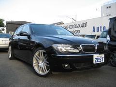 BMW740i サンルーフ 革シート 20AW ナビ