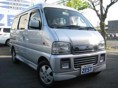 エブリイジョインターボDX−II 4WD ナビTV ETC