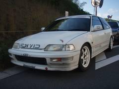 シビックSiR レースベース TE37  ロールバー LSD 車高調