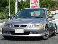 アコードユーロR TEIN車高調 無限マフラー ローポジ純正レカロ