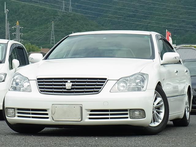 トヨタ ロイヤルサルーン Bモニタ付HDDナビETC車高調Tチェーン
