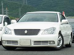 クラウンロイヤルサルーン Bモニタ付HDDナビETC車高調Tチェーン