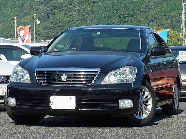 トヨタ ロイヤルサルーンG ナビ ETC キセノン Tチェーン