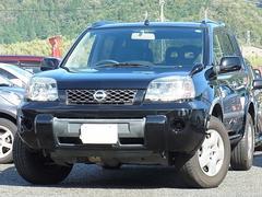 エクストレイルS 4WD ETC スタッドレスセット タイミングチェーン