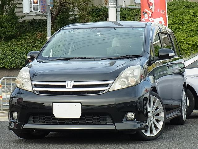 トヨタ プラタナ Bモニタ付HDDナビTV 18アルミ Tチェーン