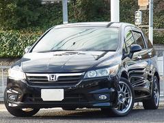 ストリームG特別仕様車 HDDナビエディション ETC Tチェーン
