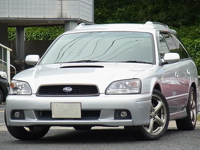 スバル GT-B E-tuneII 5MT D型 藤壺マフラー