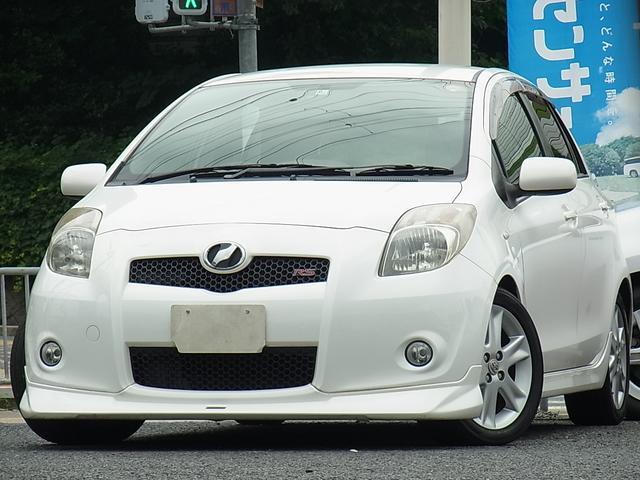 トヨタ RS 5MT TRD足廻り 外マフラー キセノン Tチェーン