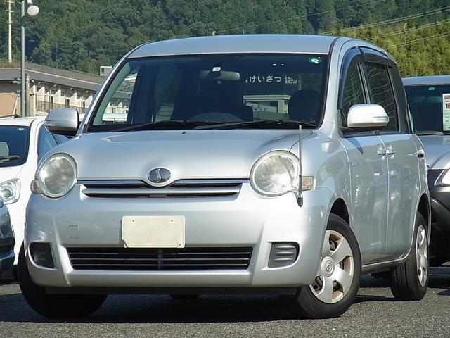 トヨタ Xリミテッド バックモニター付ナビTV ETC 左側電動スライドドア タイミングチェーン