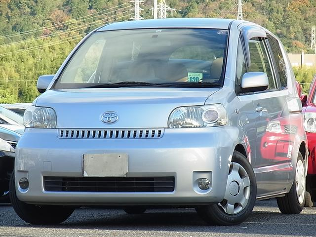 「トヨタ」「ポルテ」「ミニバン・ワンボックス」「京都府」の中古車