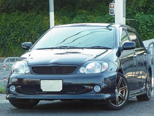 トヨタ RS180 VVTL-i 6MT TRD足廻り タナベマフラー タワーバー 17インチアルミ タイミングチェーン
