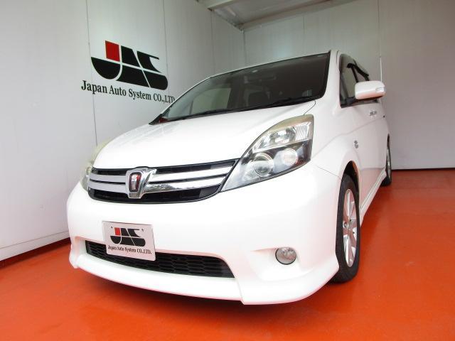 トヨタ プラタナ Vセレクション SDナビ地デジ 両側自動ドア キセノン スマートキー Bluetooth ETC 7人乗