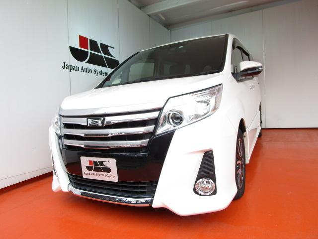 トヨタ Si SDナビ地デジBカメラ 両側自動ドア LEDヘッドランプ 衝突軽減ブレーキ Bluetooth 8人乗 1オーナー