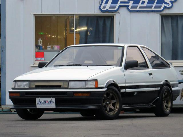トヨタ GT APEX  AE86 後期型