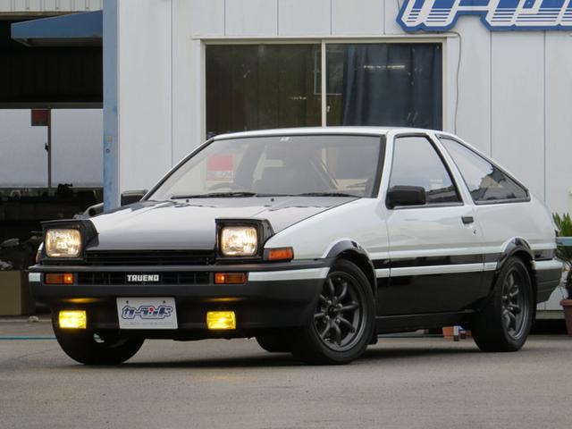 トヨタ GT APEX  AE86 イニシャルD仕様