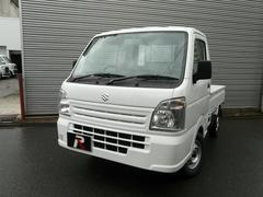 キャリイトラックKCエアコン・パワステ WAB ABS 2WD 5MT 4型