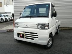 ミニキャブトラックVX−SE エアコン パワステ 4WD 5MT ワンオーナー