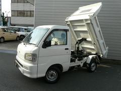 ハイゼットトラック多目的ダンプ PTO エアコン パワステ 4WD 5MT