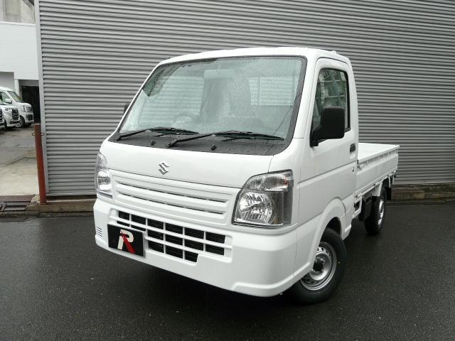 スズキ KCエアコン・パワステ WAB ABS 4WD AT 3型