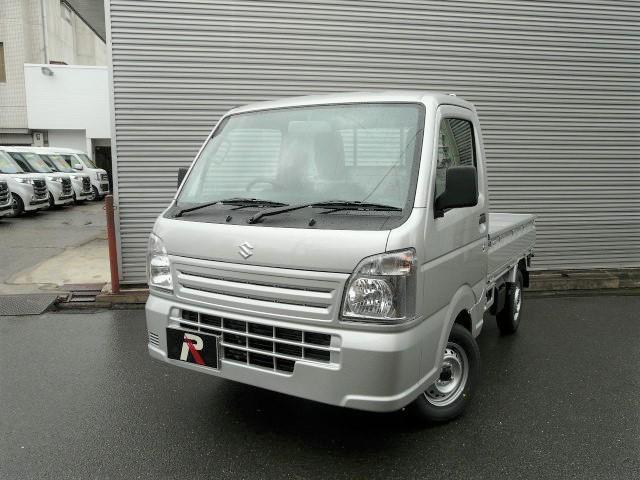 KCエアコン・パワステ WAB ABS 4WD 5MT 3型(1枚目)