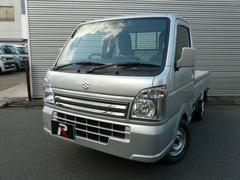 キャリイトラックKCスペシャル セーフティサポート キーレス パワーウインド Wエアーバック ABS 2WD 5MT 届け出済み未使用車