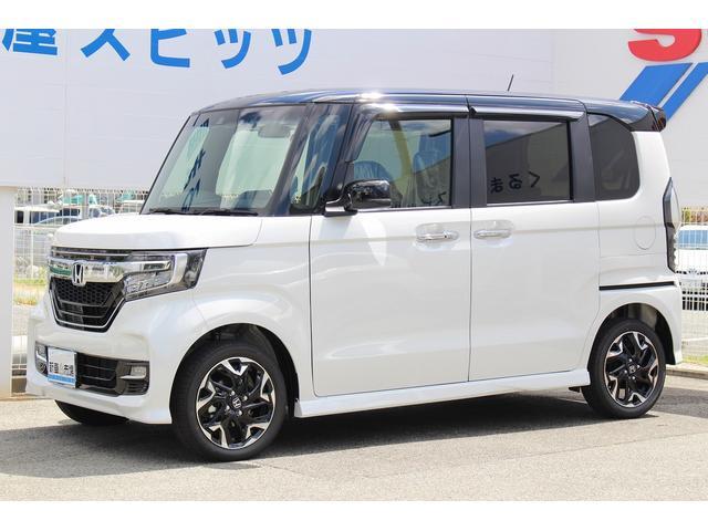 ホンダ G・Lターボホンダセンシング 4WDツートンOP色