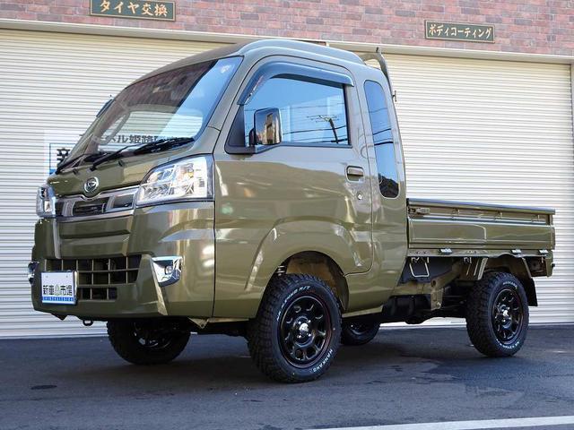 ダイハツ ジャンボ 4WD 5MT ドラレコ