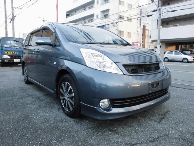 トヨタ G Uセレクション両側パワスラ電動Rゲートエアロ ナビETC